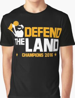 Defend The Land Graphic T-Shirt