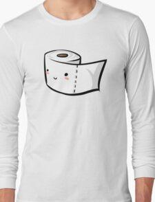 Toilet Paper Long Sleeve T-Shirt