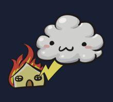 Cloudy day Kids Tee