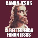 Canon Jesus by zachsbanks