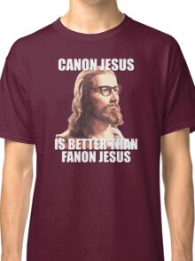 Canon Jesus Classic T-Shirt