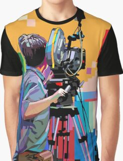 Director of photograph Graphic T-Shirt