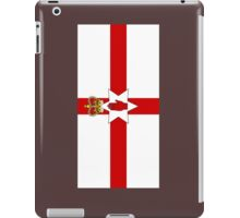 Northern ireland iPad Case/Skin