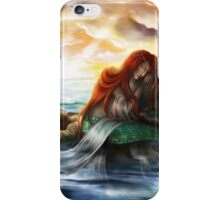 Sleeping Siren iPhone Case/Skin