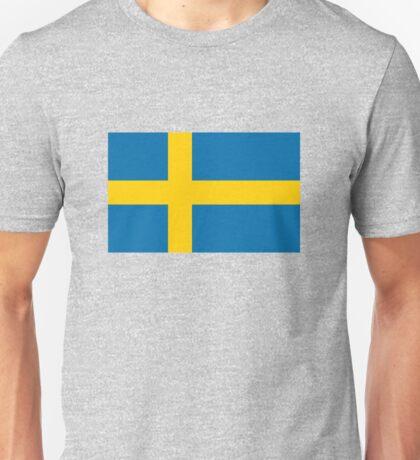 Sweden Unisex T-Shirt
