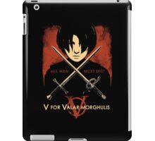 The North Remembers, Remembers... iPad Case/Skin