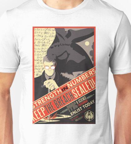 Pacific Rim: Keep the Breach Sealed Unisex T-Shirt