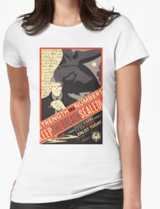 Pacific Rim: Keep the Breach Sealed Womens Fitted T-Shirt