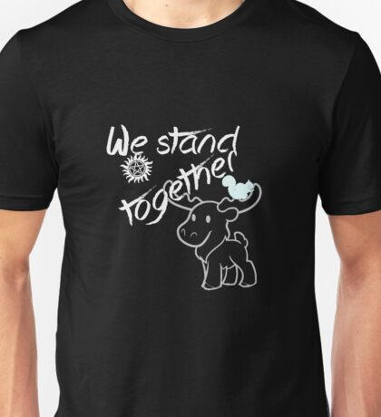 SPNFamily Stands Together Unisex T-Shirt