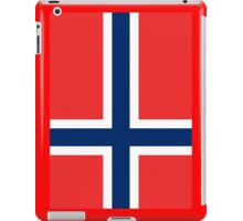 Norway iPad Case/Skin