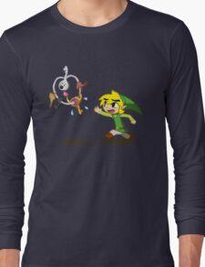 Klef-Key Thief! Long Sleeve T-Shirt