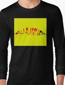 Gorilla planet wear logo Long Sleeve T-Shirt