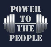 Power to the People! by Surpryse