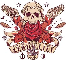 Originality is Dead by Stirpel