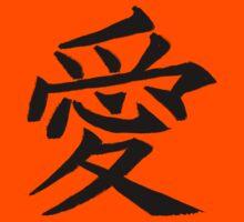 Love Kanji by GrizzlyGaz
