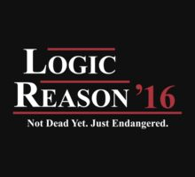 Logic and Reason for President 2016 by Samuel Sheats