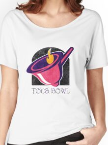 Toca Bowl Women's Relaxed Fit T-Shirt
