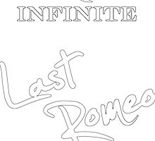 "Infinite - Last Romeo ""white"" by kpoplace"