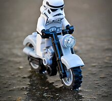 Storm Troopin' by Kristy Beck