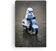 Storm Troopin' Canvas Print