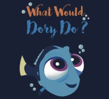 What would baby dory do One Piece - Long Sleeve