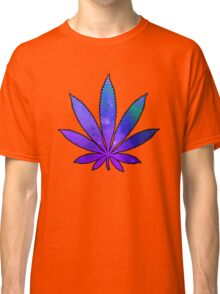 Space Weed Classic T-Shirt