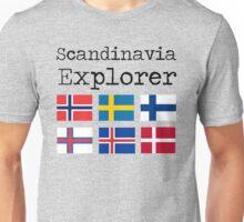 Scandinavia Explorer Unisex T-Shirt