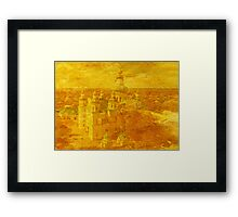 A Stately Pleasure Dome Framed Print