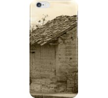 Old Adobe Building iPhone Case/Skin