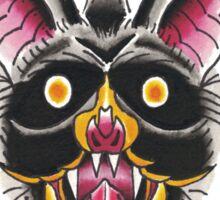 BAT FLASH Sticker