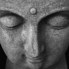 buddha in stone. prahran market, melbourne by tim buckley | bodhiimages