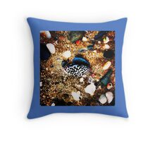 Ocean sweets Throw Pillow