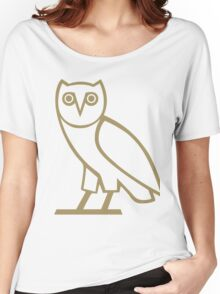 Ovo the owl Women's Relaxed Fit T-Shirt