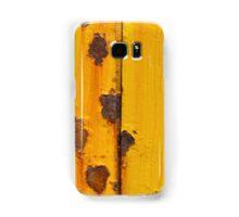 Metal Rust Texture Samsung Galaxy Case/Skin