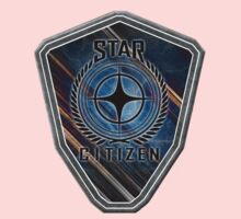 Star Citizen Logo - MultiColour Kids Clothes