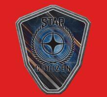 Star Citizen Logo - MultiColour Kids Clothes