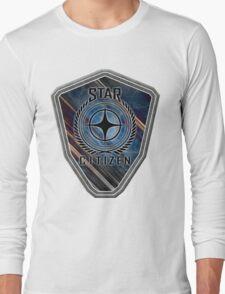 Star Citizen Logo - MultiColour Long Sleeve T-Shirt