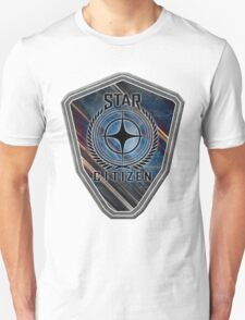 Star Citizen Logo - MultiColour T-Shirt