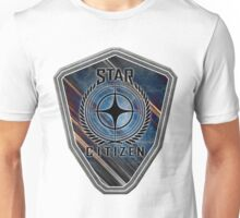 Star Citizen Logo - MultiColour Unisex T-Shirt