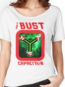 THE BUST CAPACITOR Women's Relaxed Fit T-Shirt