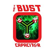 THE BUST CAPACITOR Photographic Print