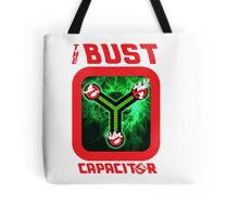 THE BUST CAPACITOR Tote Bag