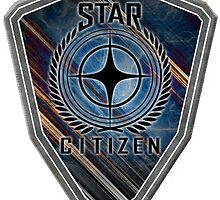 Star Citizen Logo - MultiColour by Longdude100