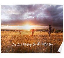 Wild Sun Poster