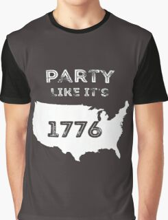 Party 1776 Graphic T-Shirt