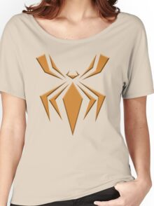 Fe Spider Logo Women's Relaxed Fit T-Shirt