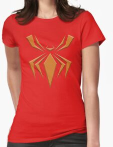 Fe Spider Logo Womens Fitted T-Shirt