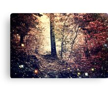 Forest of My Dreams Canvas Print