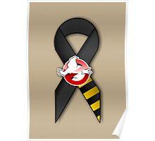 GB Tribute Ribbon Ver.2 (No Face) Khaki Poster