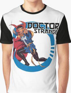 Doctor Strange •Circle Art Graphic T-Shirt